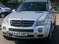 2007 Mercedes-Benz M Class ML63 5dr Tip Auto Estate Petrol Automatic