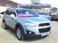 Chevrolet Captiva 2.2VCDi (184ps) LT AWD (s/s) Station Wagon 5d 2231cc