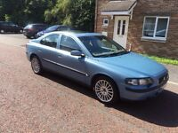 STUNNING 2004 VOLVO S60 AUTOMATIC LOW MILEAGE