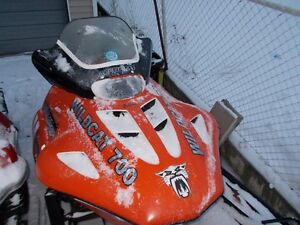 great sled 700 wildcat fuel injected Cambridge Kitchener Area image 3