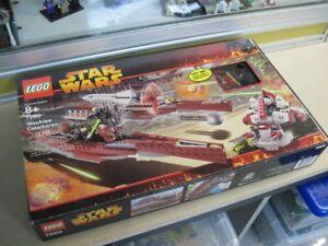 Lego Star Wars Wookiee Catamaran set 7260, 100% complet + Boite