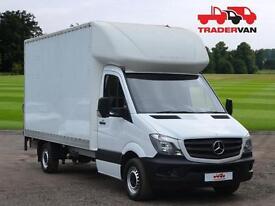 2014 MERCEDES-BENZ Sprinter 313 CDi Euro5 Long Wheel Base Luton with Tail Lift D