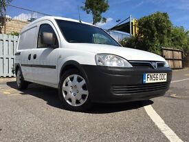 56 2006 VAUXHALL COMBO 2000 CAR VAN 1.7 CDTI 5 SEATER CLEAN 12 MONTHS MOT RARE MUST SEE
