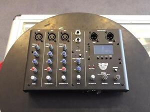 Sabian Console PDMr Mixer used/usagé