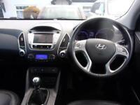 2010 HYUNDAI IX35 2.0 CRDi 16v Premium SUV 2WD 5dr