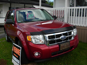 2008 Ford Escape xlt Berline