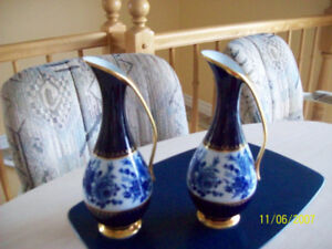 collector  vases