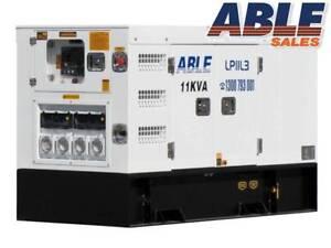 11 kVA Diesel Generator 415V