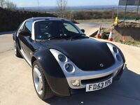 Very Rare Smart Roadster Coupe