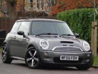 2005 Mini Cooper S 1.6***HPI CLEAR + P LEATHERS + LONG MOT***