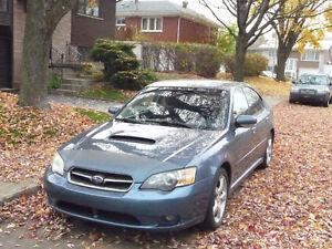 2005 Subaru Legacy 2.5 GT Sedan