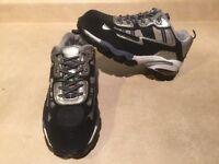 Women's Kodiak Low Top Steel Toe Work Shoes Size 7