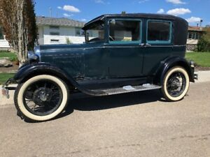 Model A Ford Great Selection Of Classic Retro Drag And Muscle