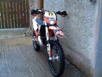 KTM 250 EXC 6 days