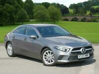 2020 Mercedes-Benz A CLASS SALOON A200 Sport 4dr Auto Saloon Petrol Automatic