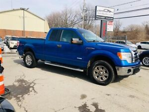 Ford F-150 SuperCab-4WD-3.5L Ecoboost 2011