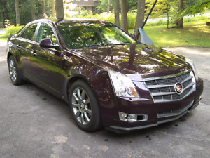 2008 Cadillac CTS 3.6 RWD / Sports Package