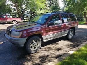 2000 Jeep Grand Cherokee Larado