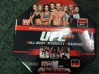 New - Offical In-Home Fitness UFC Fit Training Kit
