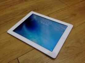 iPad retina, 32GB white