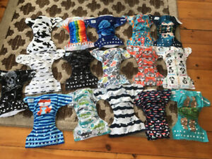 BabyGoal Cloth Diapers