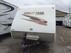 2008 SUNSET TRAIL M-26RK TRAVEL TRAILER--CALL JORGE 519-636-0838