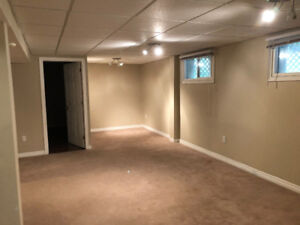 Basement for Rent Stoney Creek (female preferred)
