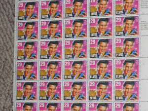 USA Elvis Stamps Kitchener / Waterloo Kitchener Area image 2