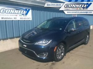 2018 Chrysler Pacifica Limited  - Navigation -  Leather Seats -
