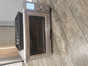 Breville the smart overn pro toaster/convection oven