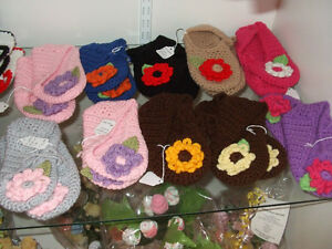hand crafted hats / diaper cakes and more London Ontario image 5