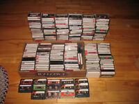Lot of 220 Audio Cassette Tapes of CBC Radio Programs