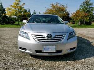 2009 Toyota Camry LE Sedan + winter tires, rims+many updates