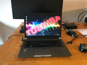 toshiba Z30-a 2014 business laptop