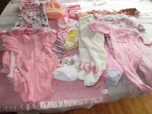 Baby Girl clothing 3-6 mos.