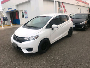 2015 Honda Fit **Lease end buyout**