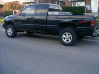 REDUCED REDUCED 1997 Dodge  Ram 1500 Pickup Truck 4 x 4
