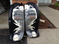 Brian's Goalie Pads