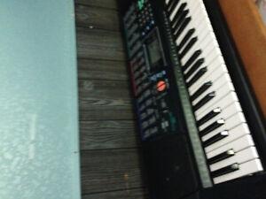 Optimus synthesizer keyboard