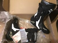 Triumph AS1 motorcycle Boots size:41