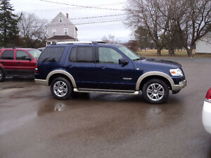 2007 Ford Explorer SUV, Crossover 4X4