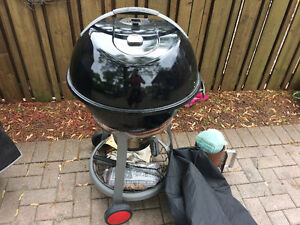 Charcoal Grill/Smoker
