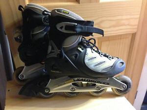 3 Pairs of Rollerblades all in excellent shape