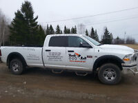 1 ton pickup returning empty from Moncton - Aug 30