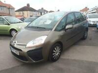 2007 Citroen C4 Picasso 1.6 HDi Diesel SX From £2,995 + Retail Package MPV Diese