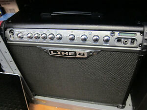75 watt Line 6 Guitar amp! We Also Have Pedals and Other Amps!