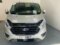 2020 Ford Transit Custom 300 Crew Limited NO VAT L1 H1 Diesel Auto Euro 6 Minibu