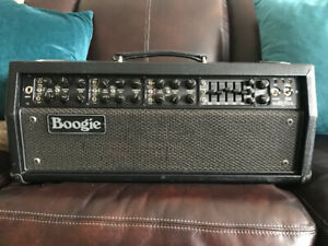 Mesa Boogie Mark V, Dual Rectifier, 4x12 and 2x12