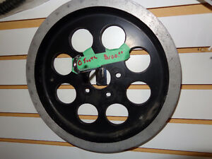 Harley rear 70 tooth pulley    recycledgear.ca Kawartha Lakes Peterborough Area image 2
