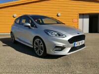 2018 Ford Fiesta 1.0 EcoBoost ST-Line 3dr Auto HATCHBACK Petrol Automatic